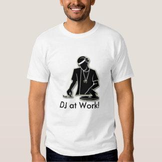 ¡DJ en el trabajo! Camisas