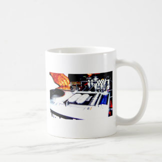 DJ Equipment (CDs) Coffee Mug