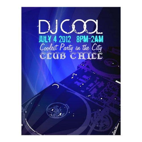 DJ Flyer flyer