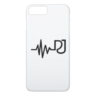 Dj Frequency pulse iPhone 7 Plus Case