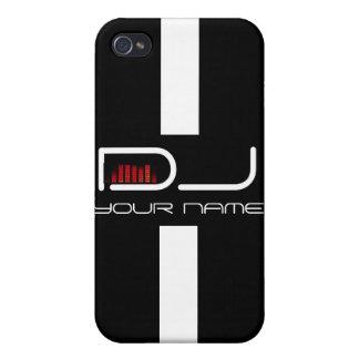 DJ iPhone 4 FUNDA