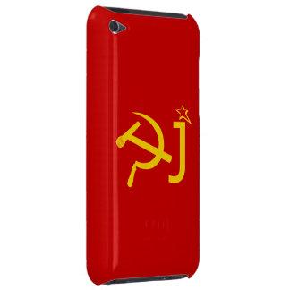 Dj Funny USSR Soviet Flag iPod Case-Mate Case