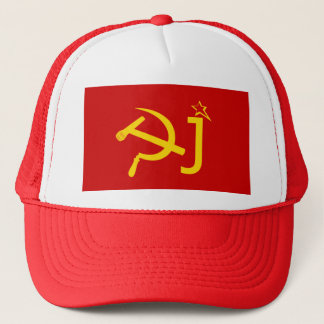 Dj Funny USSR Symbol Trucker Hat