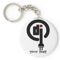 DJ gifts Keychain