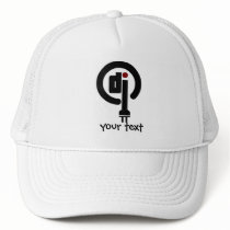 DJ gifts Trucker Hat
