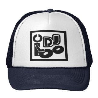 DJ GORROS BORDADOS