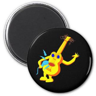 DJ Guitar Man Magnet