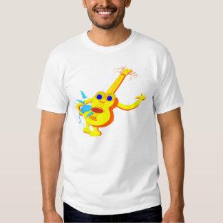 DJ Guitar Man Shirt