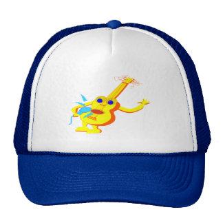 DJ Guitar Man Trucker Hat