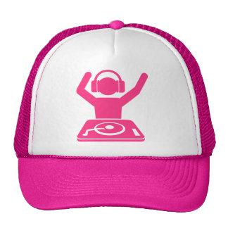 DJ Hands In The Air Trucker Hat