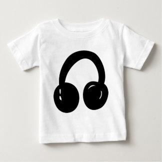 dj headphones baby T-Shirt