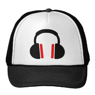 DJ Headphones Cap