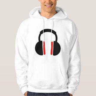 DJ Headphones Hoodie
