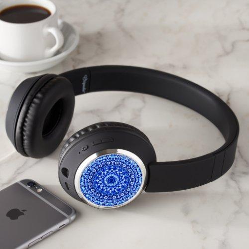 DJ Headphones Mandala Mehndi Style G403