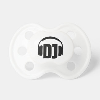 DJ headphones Pacifier