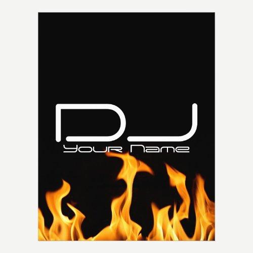 "DJ ""HEAT"" Flyer"