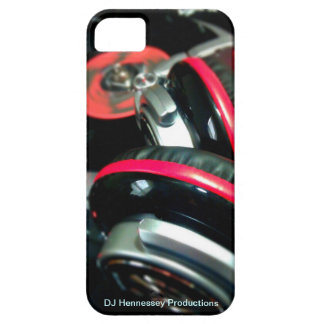 DJ Hennessey Case-Mate iPhone 5 cover