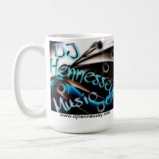 DJ Hennessey Music Mug