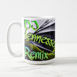 DJ Hennessey Remix Mug