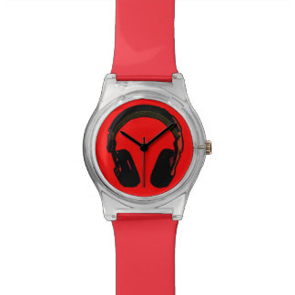 dj hour wristwatch