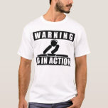 Dj In Action T-Shirt