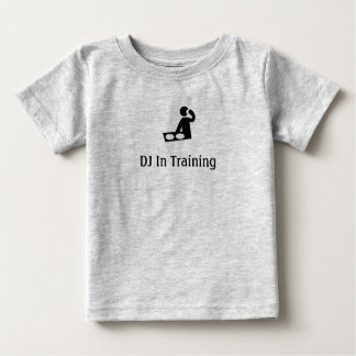 DJ In Training Infant T Baby T-Shirt