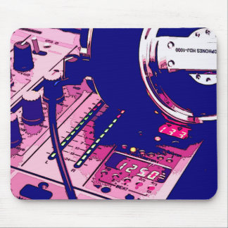 Dj Inspired Mousepad. Mouse Pad