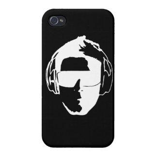 DJ iPhone 4/4S FUNDAS