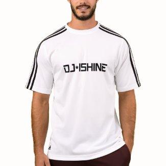 DJ iShine Adidas T-Shirt