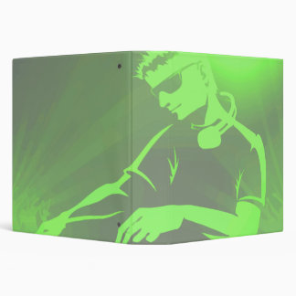 DJ Jam Set Binder