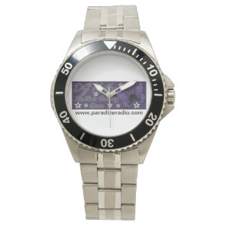 DJ Kathy Watch (Classic Stainless Steel)