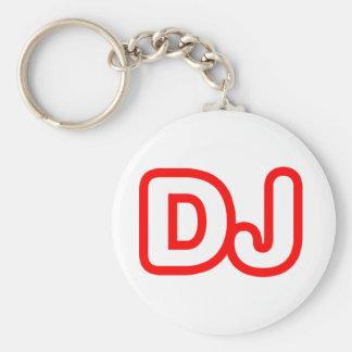 DJ KEY CHAIN