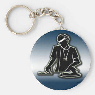 DJ KEYCHAIN
