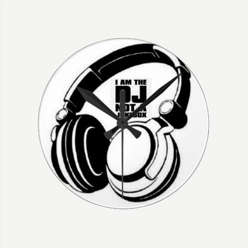 DJ KLASH-GEAR - DJ NO REQUESTS ROUND CLOCK