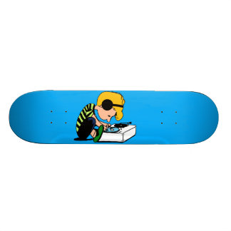 DJ Lionel Skateboard