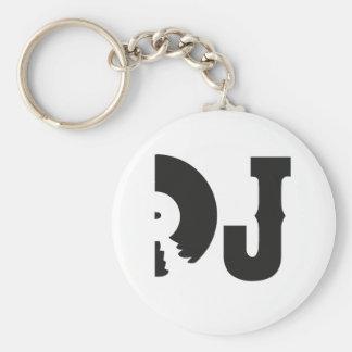 dj llavero personalizado