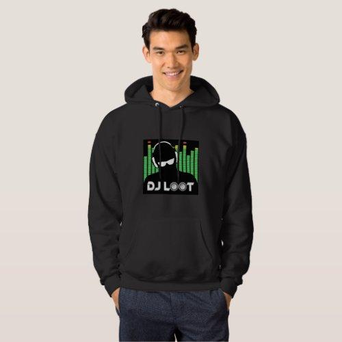 DJ Loot Men's Hooded Sweater
