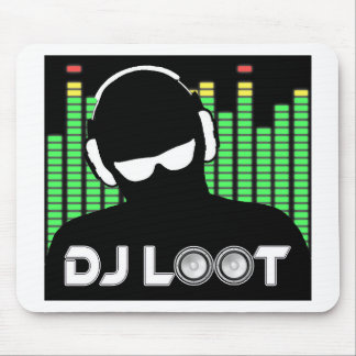 DJ Loot Mouse Pad