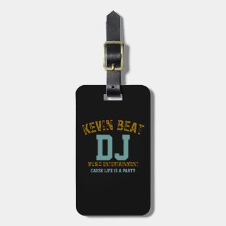 dj tags for bags