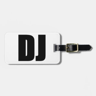 DJ TAGS FOR LUGGAGE