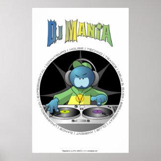 DJ Mania Print
