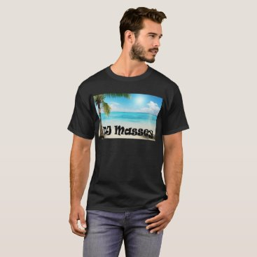 DJ Massey, On the Beach T-Shirt