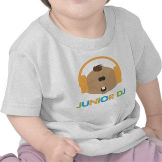 DJ menor - Bebé Brown - camiseta del niño