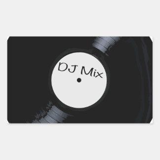 DJ Mix Record Label