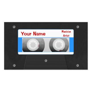 DJ Mixtape Business Cards