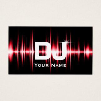 dj business cards 1400 dj business card templates