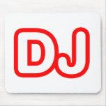 DJ MOUSE MATS