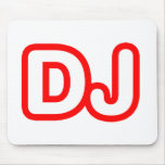 DJ MOUSE PAD