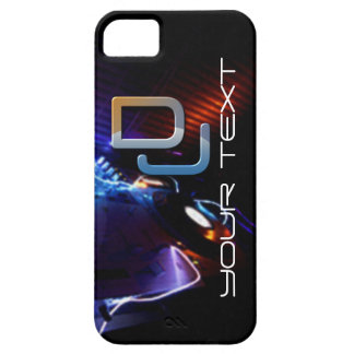 DJ Music iPhone 5 Case