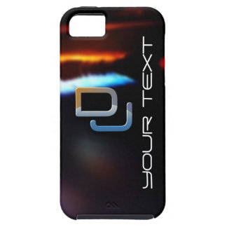 DJ Music iPhone 5 Cover